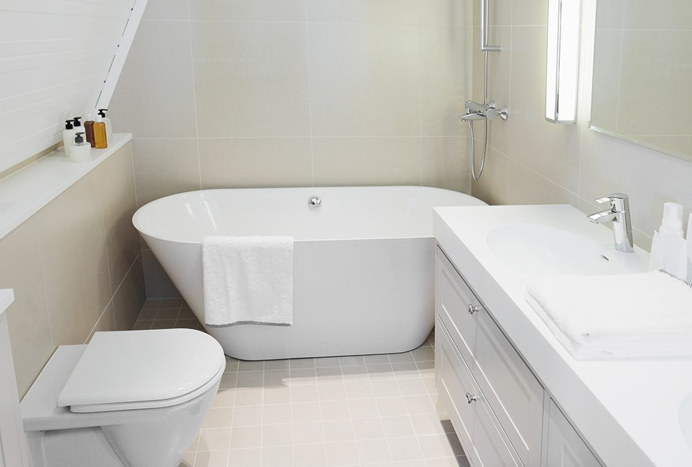 Small Bathroom Renovations : Brisbane and Sunshine Coast