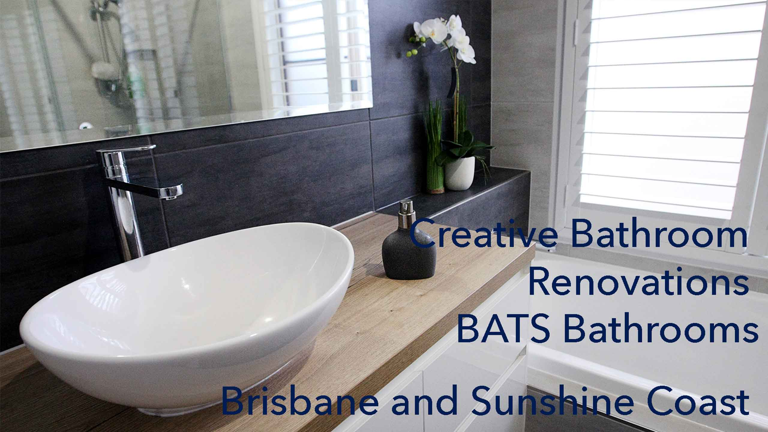 Bathroom Renovation Videos BATS Bathrooms The Brisbane Specialists - Bathroom renovation videos
