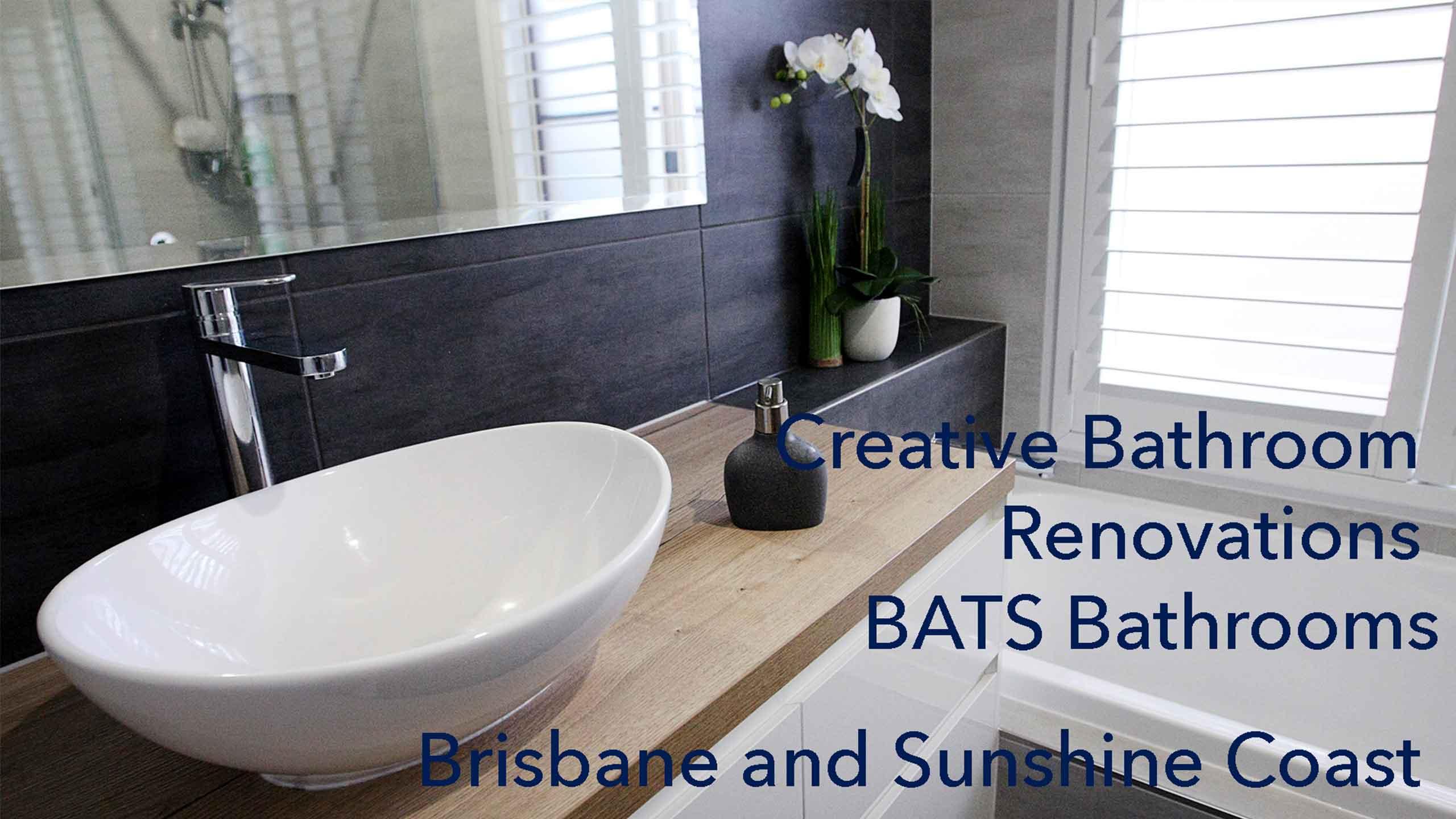 Bathroom Renovation Videos BATS Bathrooms The Brisbane Specialists - Bathroom renovation videos